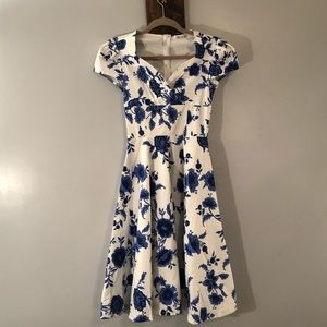 Vintage inspired dress by Muxxn, Size small